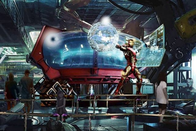 """Rock 'n' Roller Coaster to become """"completely new"""" Marvel attraction at Disneyland Paris"""
