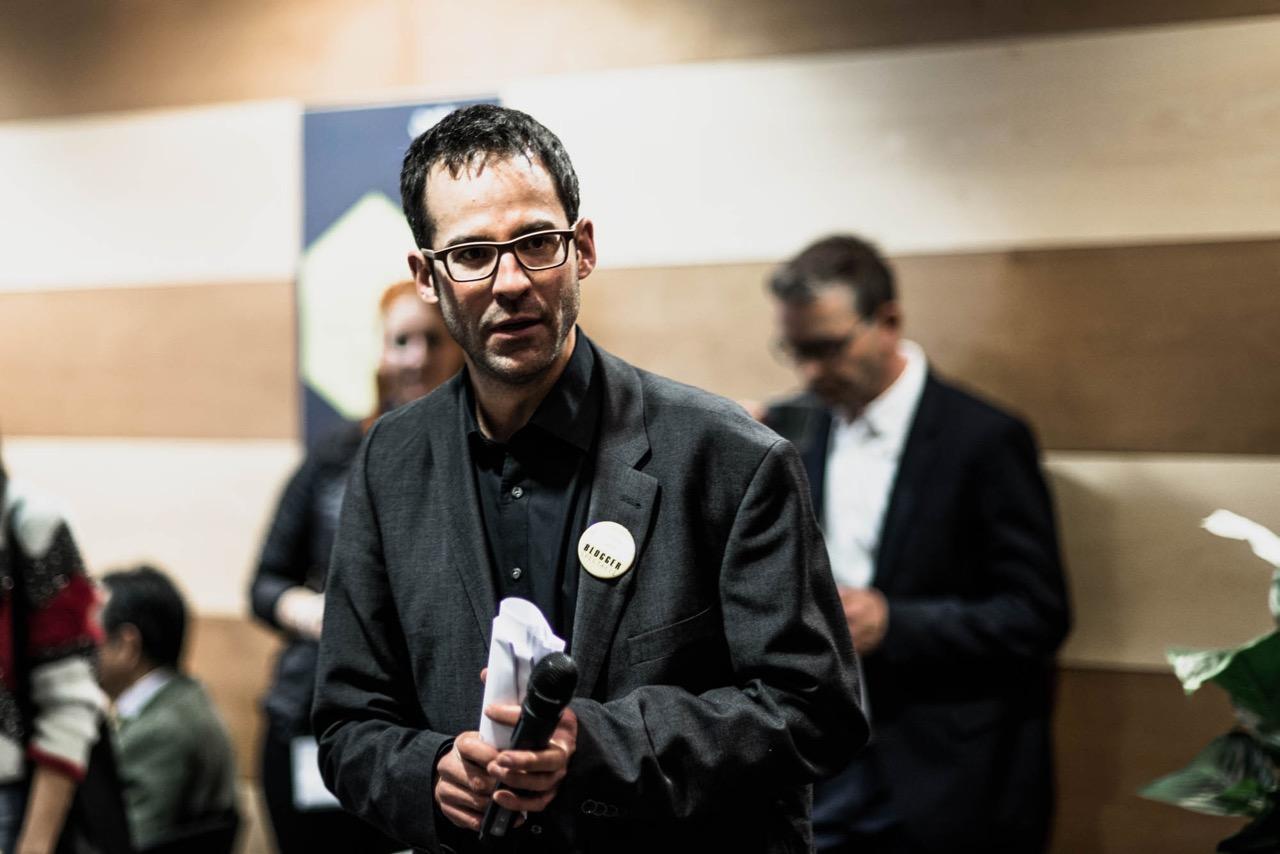 Eröffnung Blogger Spectacle - opti 2018 München