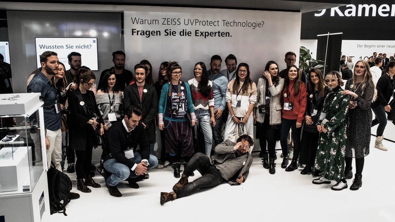 Zeiss - opti 2018 München