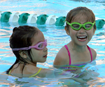 Firstswimlessons