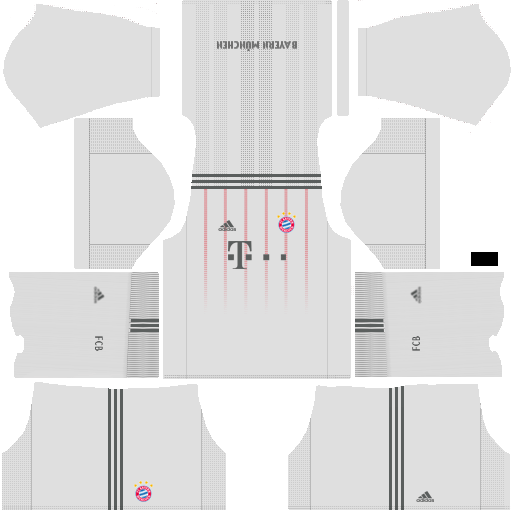 Bayern Munich Third Kit Dream League Soccer