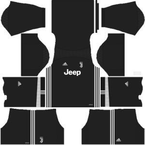 Juventus Goalkeeper Away Kit Dream League Soccer 2017 - 2018