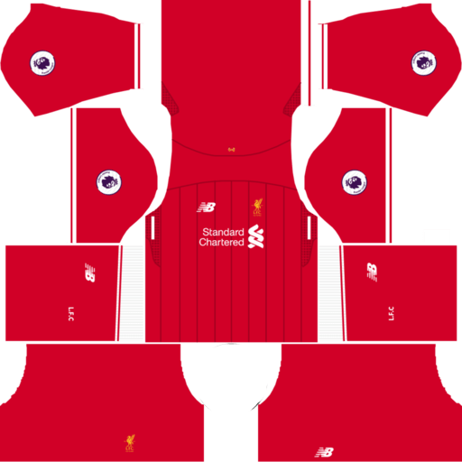 liverpool kits amp logo url dream league soccer 20182019