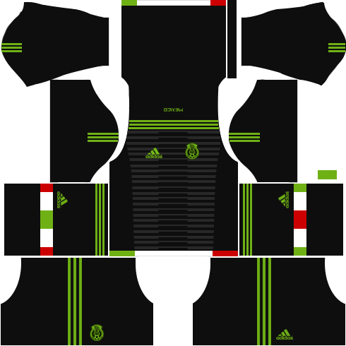 mexico 2018 world cup kits amp logo url dream league soccer