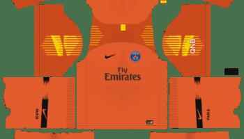 FC Barcelona 2019-2020 Kit - Dream League Soccer