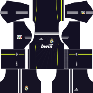 Real Madrid Away Kit 2010-2011