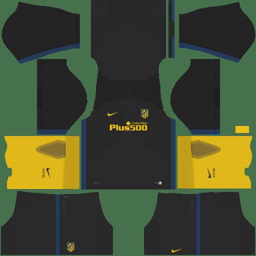 atletico madrid kits logo url dream league soccer dlscenter