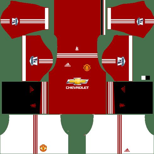 Manchester United Kits 2016-2017