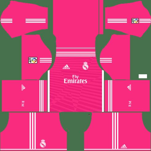 buy online a7f84 52c7e Real Madrid Logo Dream League Soccer 2019 Kits — BCMA