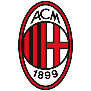 Dream League Soccer AC Milan Logo URL 512x512 DLS