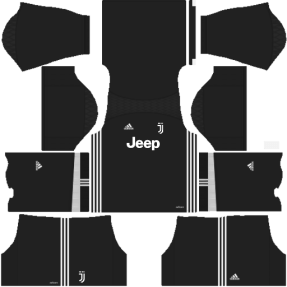 Juventus DDLS 512X512 Goalkeeper Kits Away 2017-2018