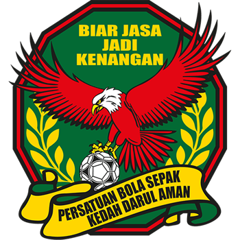 Dream League Soccer Logo - New Kedah FA