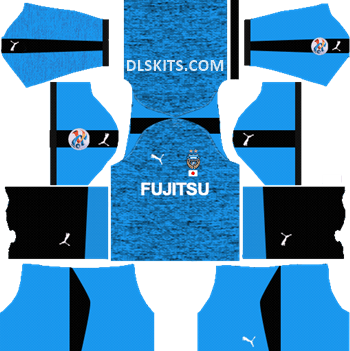 AFC Kawasaki Frontale Home Kit 2019 - DLS Kits - Dream League Soccer Kits URL 512x512