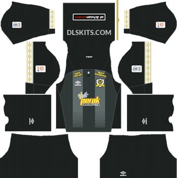 Perak Kit Away 2019 - DLS Kits - Dream League Soccer Kits 512x512