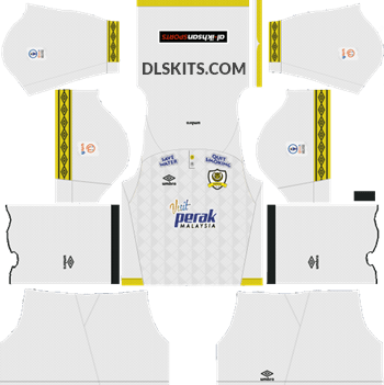 Perak Kit Third 2019 - DLS Kits - Dream League Soccer Kits 512x512