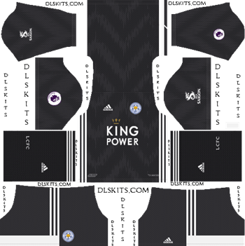 Dream League Soccer Kits Leicester City 2019-2020 Third Kit