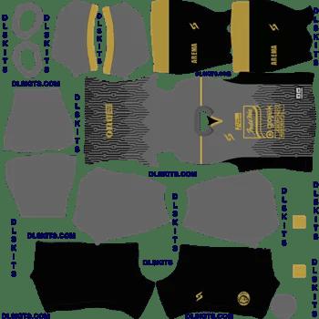 Arema FC Third 2020-21 Dream League Soccer Kits