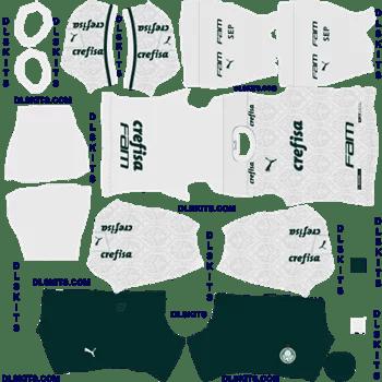 Palmeiras 2020 Away Dream League Soccer Kits