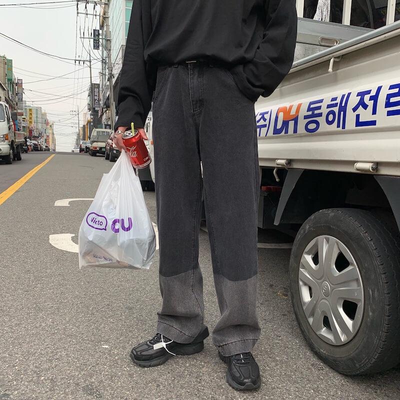Джинсы Cui Layout Studio Combo Jeans Straight Fit (1)