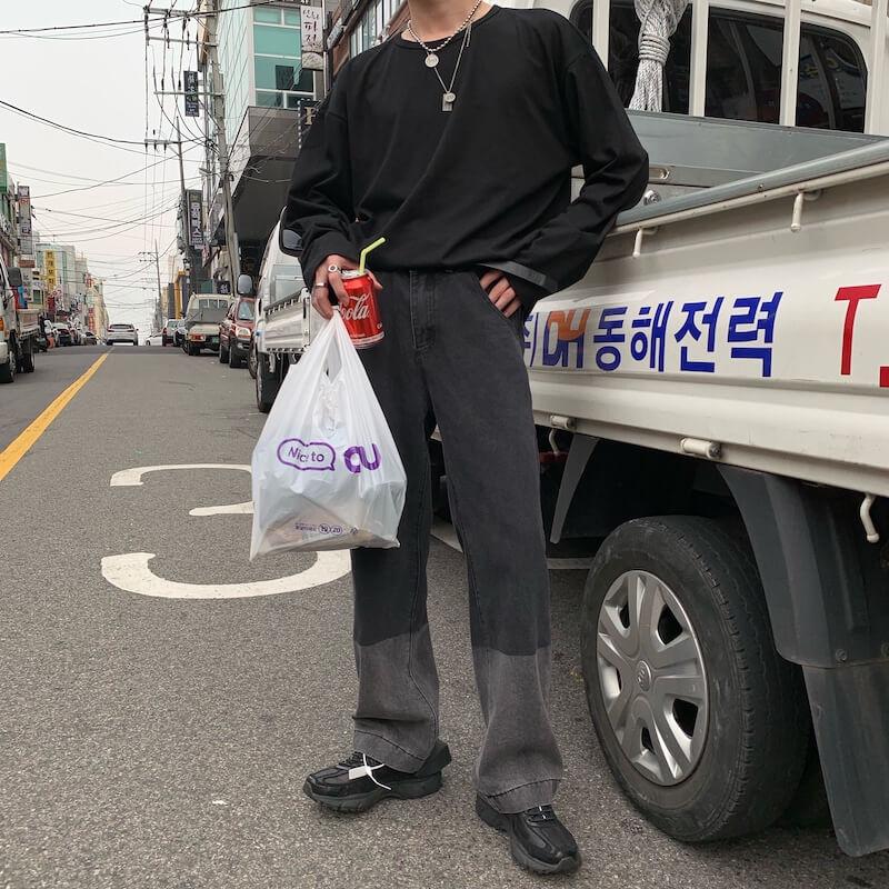 Джинсы Cui Layout Studio Combo Jeans Straight Fit (3)