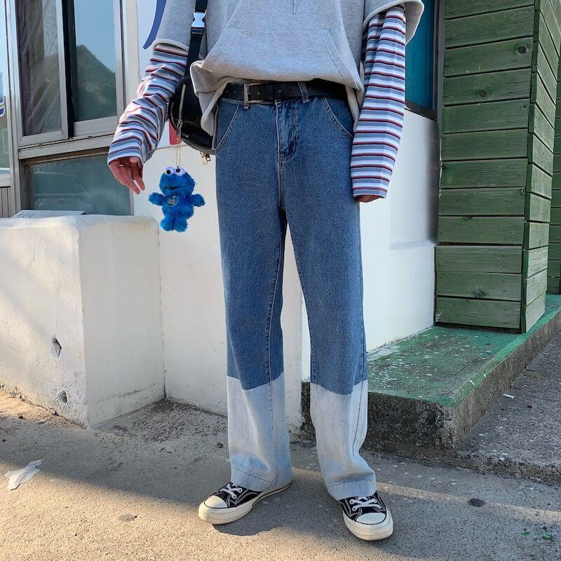 Джинсы Cui Layout Studio Combo Jeans Straight Fit (6)