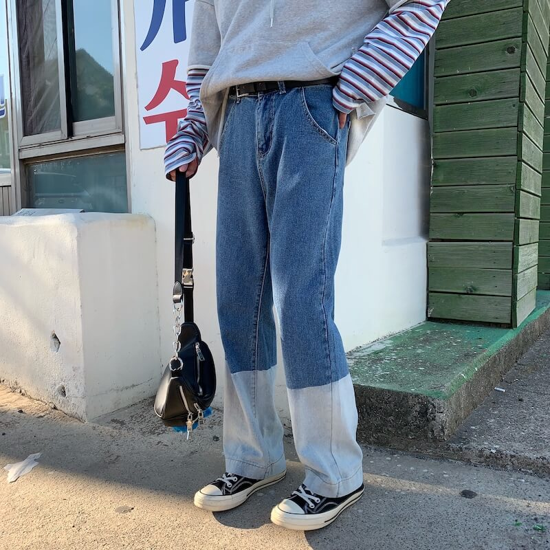 Джинсы Cui Layout Studio Combo Jeans Straight Fit (7)
