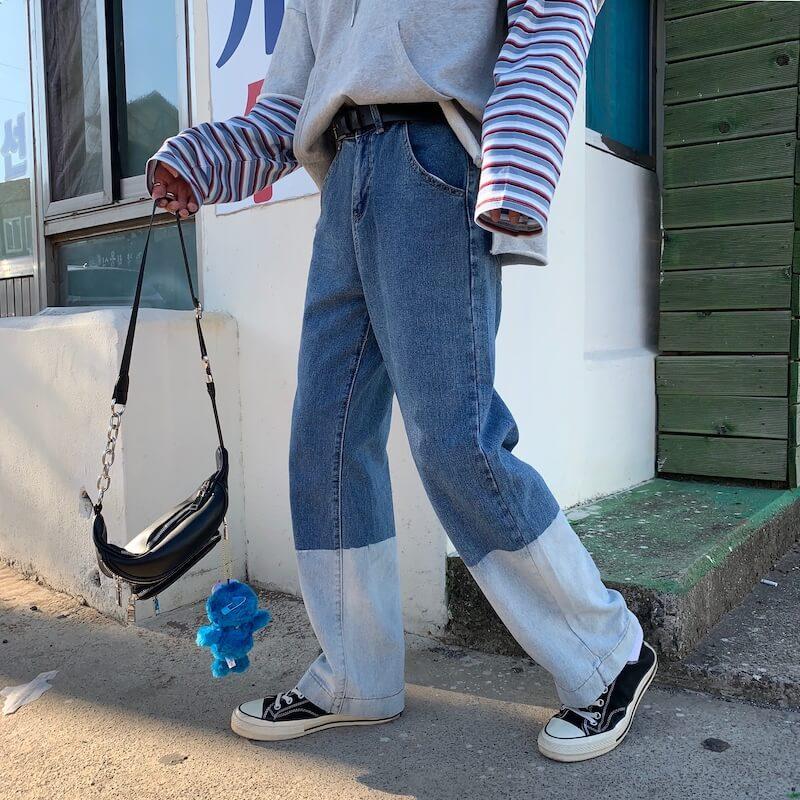 Джинсы Cui Layout Studio Combo Jeans Straight Fit (8)
