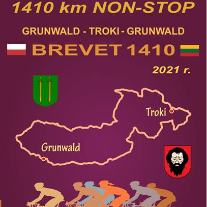 brevet grunwald troki grunwald 1410 km