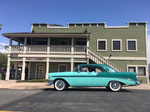 1956 Chevrolet, Temecula Old Town.