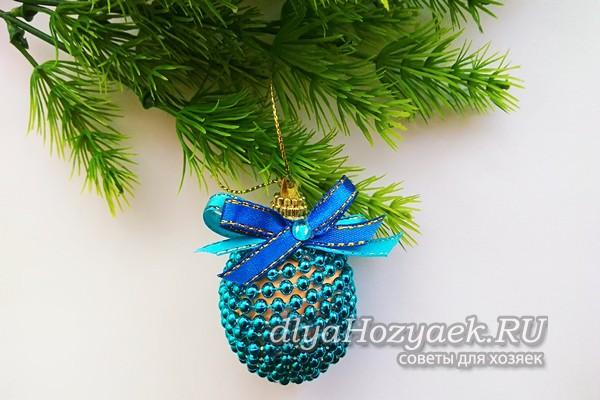 Vacker julkula
