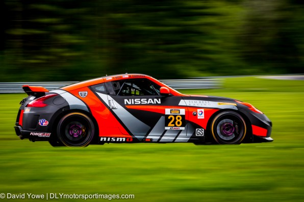 Streaking across the grass (Lime Rock Park, Connecticut, USA)