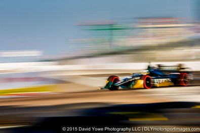 Pastel of speed and color (St. Petersburg, Florida, USA)