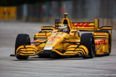 #28 Andretti Autosport Honda (Detroit, Michigan, USA)