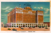 Rhodes College Digital Archives - Dlynx Peabody Hotel