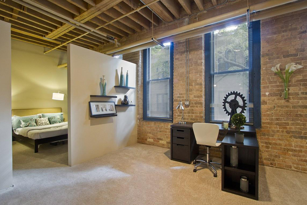 Find An Apartment Steeped In History 9 IndustrialChic