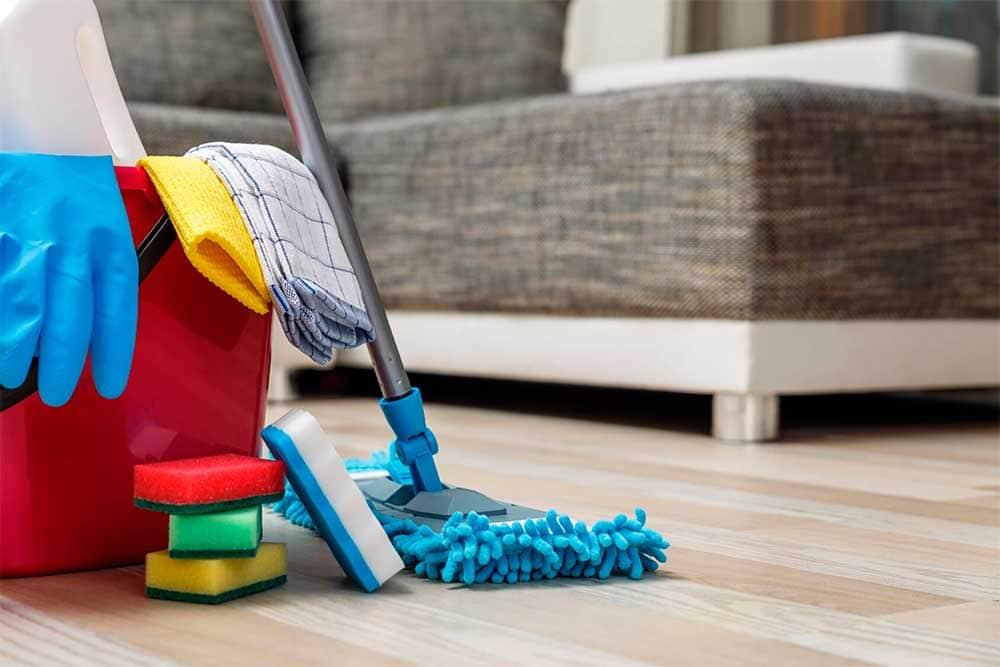 Генеральная и поддерживающая уборка