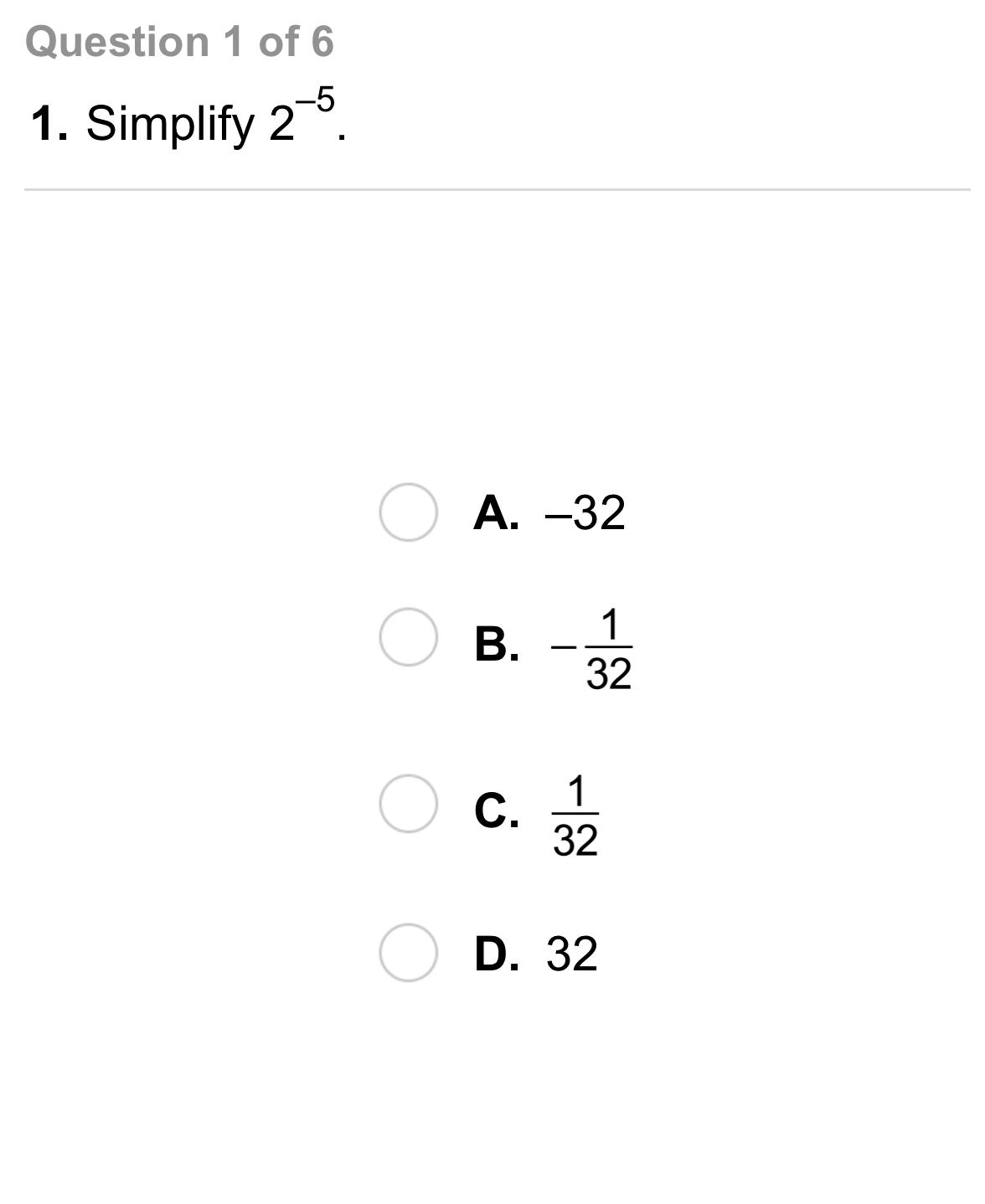 Algebra 1 7 1 Independent Practice Zero And Negative