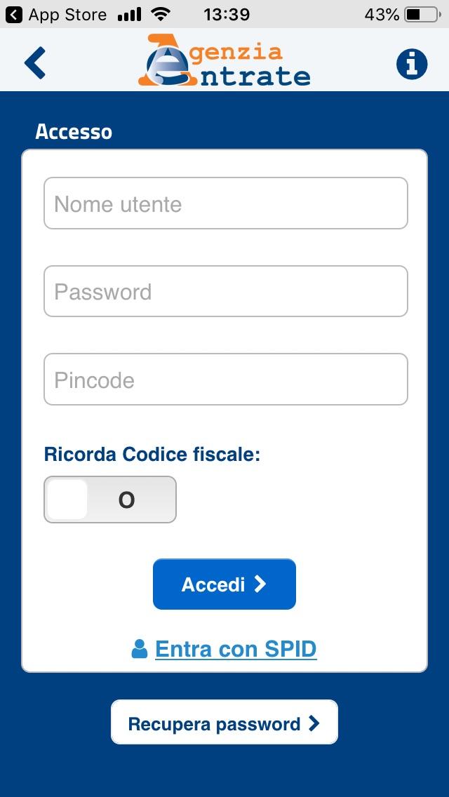 F24 Elementi Editabile Agenzia Entrate App Agenzia Entrate