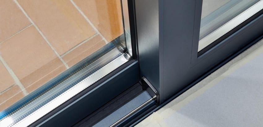to fix a sliding glass door that sticks