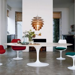 Tulip Table And Chairs Uk Plush Purple Chair Discover The Iconic Knoll Saarinen Dining At Nest Co By Eero