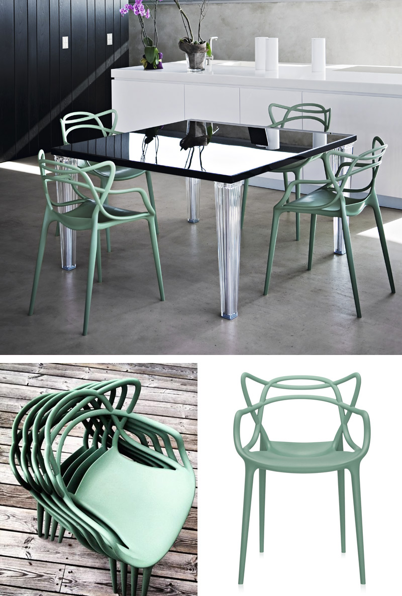 design chair kartell long beach nest co uk explores the impact in world of iconic icon masters jpg