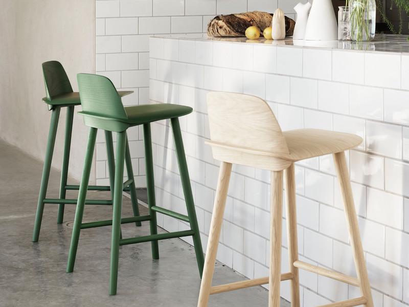 nerd chair muuto skeleton rocking buy the bar stool at nest co uk