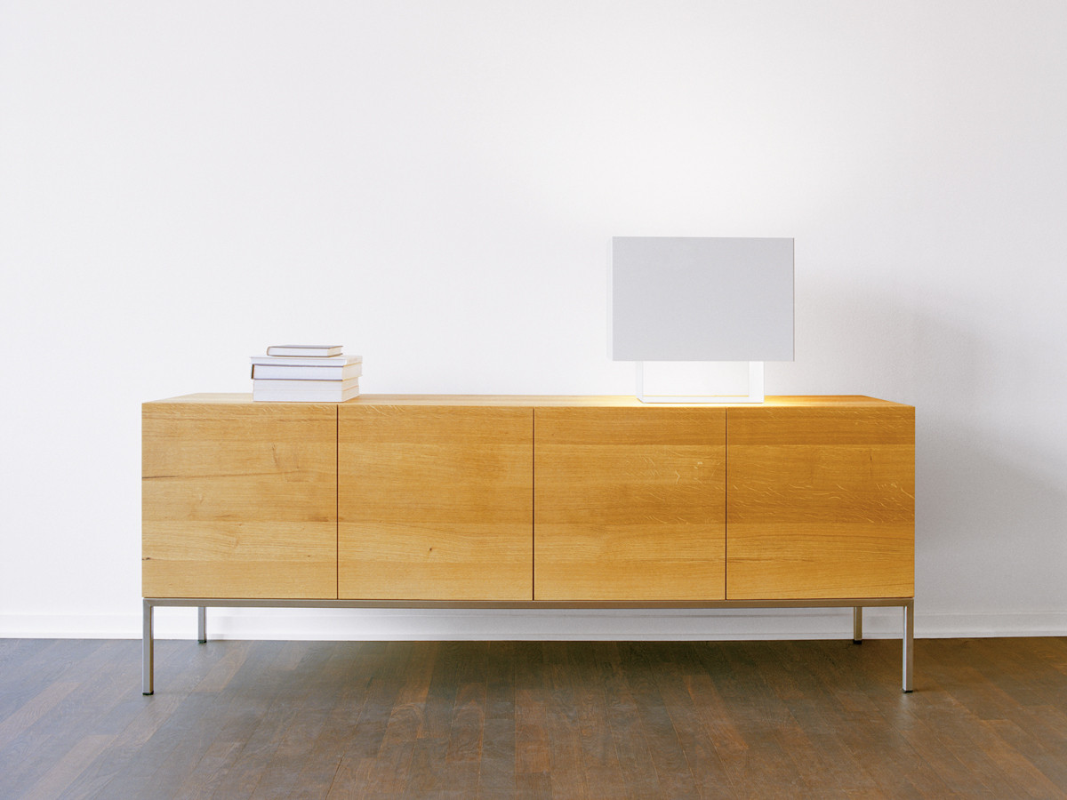 Buy the E15 SB02 Farah Sideboard Oak at Nestcouk