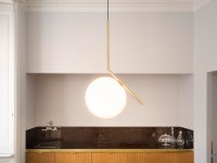 Buy the Flos IC S2 Suspension Light at Nest.co.uk
