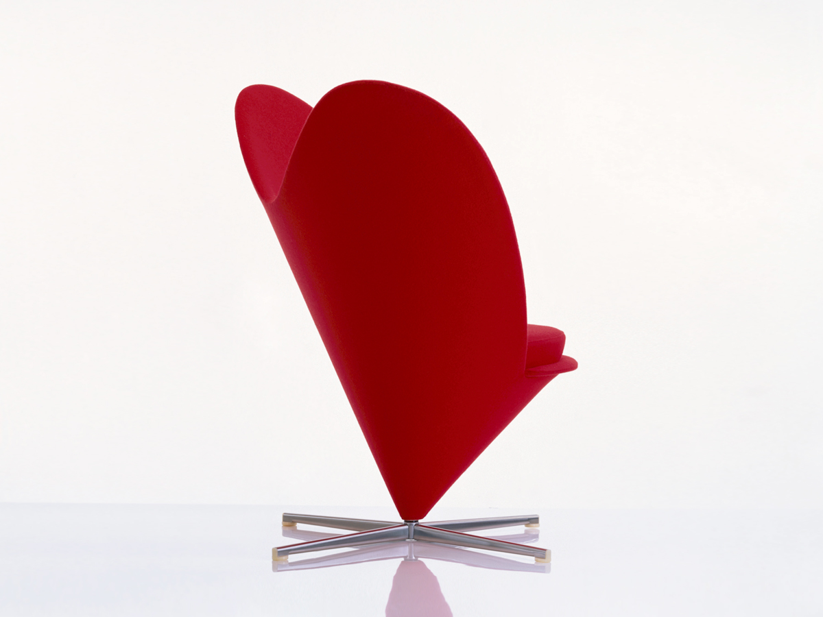 Heart Chair Buy The Vitra Heart Cone Chair At Nest Co Uk