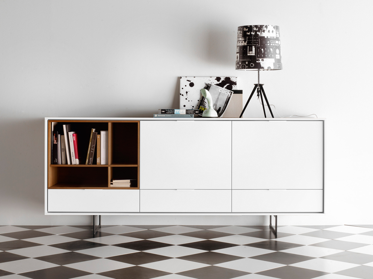 Buy the Treku Aura S2 Sideboard at Nestcouk