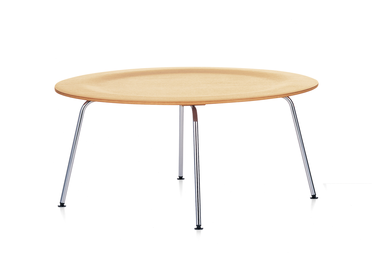 Buy the Vitra Eames CTM Plywood Coffee Table at Nest.co.uk