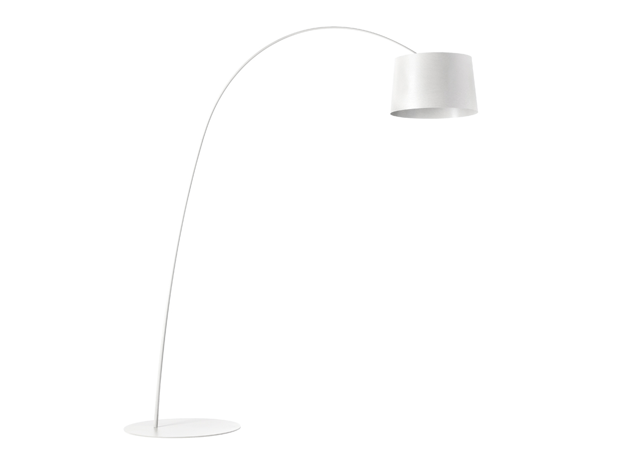 Buy the Foscarini Twiggy Floor Lamp White at Nestcouk