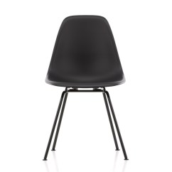 Black Eames Chair Louis Xvi Dining Buy The Vitra Dsx Plastic Side Base At