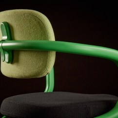 Swivel Chair Keeps Turning Old Dental For Sale Buy The Vitra Allstar Office Signal Green At